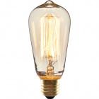 Light Bulb E27 (thick) Pear VINTAGE 60W 2700K 230lm 270°-E