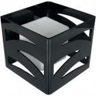Table Lamp CEPHEUS 1xE27 L.22xW.22xH.20cm Acrylic Black
