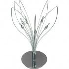 Table Lamp BOUDENID 6xG4 12V H.46xD.40cm Chrome