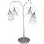 Table Lamp MIDELT 4xG4 12V H.67xD.56cm Grey