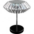 Table Lamp BRATISLAVA 3xE14 H.40xD.35cm Black