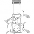 Ceiling Lamp FOLHAS 18xG4 12V L.62xW.73xH.Reg.cm Grey