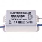 Balastro plástico LAMP. EC18W