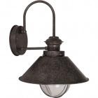 Wall Lamp BOLZANO small 1xE27 L.25xW.29xH.36cm Brown